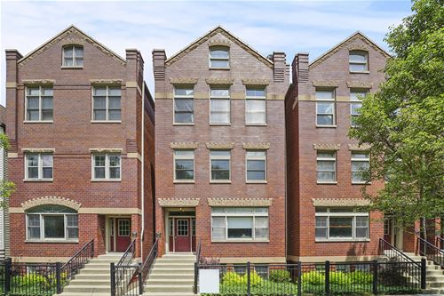 1348 W George Unit 2, Chicago, IL 60657 Lakeview