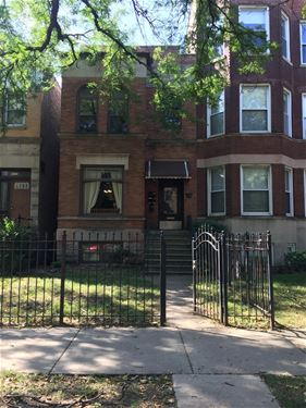 1521 W Addison, Chicago, IL 60613 West Lakeview