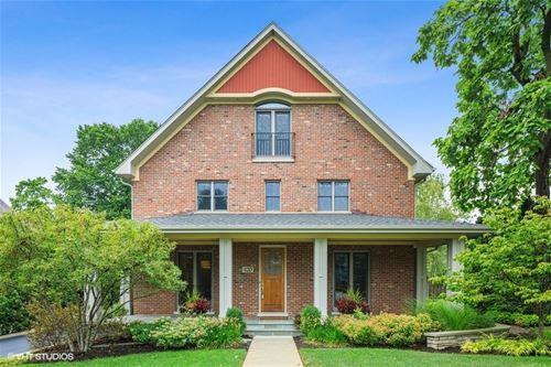 420 N Lincoln, Hinsdale, IL 60521