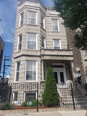 3138 W Fullerton Unit 3, Chicago, IL 60647 Logan Square