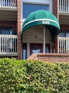 860 N Lakeside Unit 3A, Vernon Hills, IL 60061