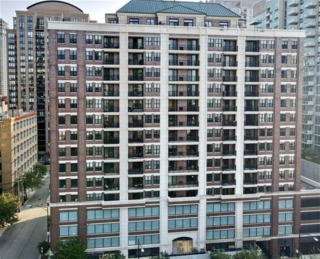451 W Huron Unit 807, Chicago, IL 60654 River North