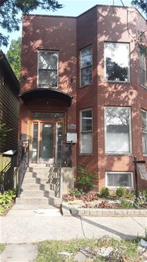 5417 N Ashland, Chicago, IL 60640 Andersonville