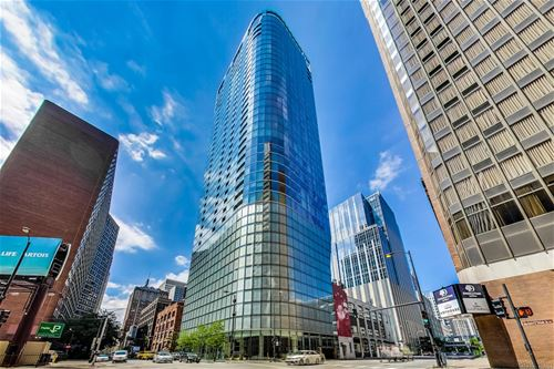 600 N Fairbanks Unit 1708, Chicago, IL 60611 Streeterville
