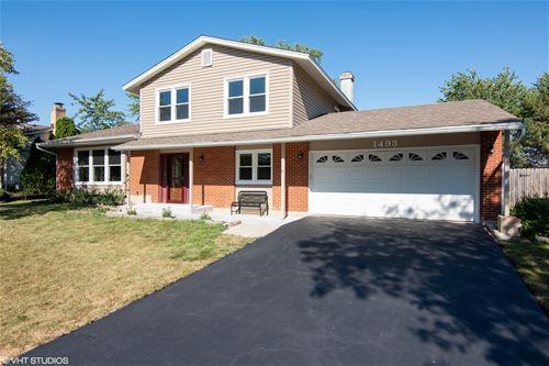 1493 Wm Clifford, Elk Grove Village, IL 60007