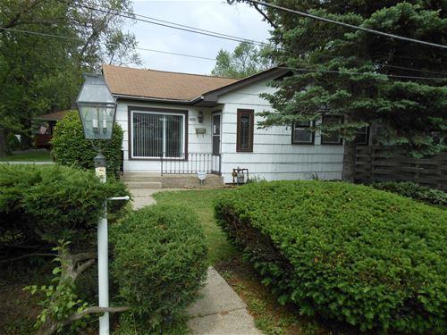 1800 Idlewild, Homewood, IL 60430