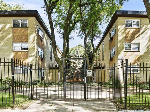 1714 W Touhy Unit C2W, Chicago, IL 60626 Rogers Park