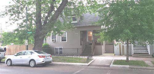3128 N Oakley, Chicago, IL 60618 Hamlin Park