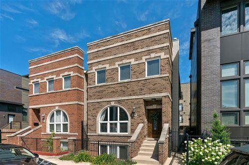 525 N Hartland, Chicago, IL 60622 East Village