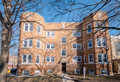 6153 N Richmond Unit 1S, Chicago, IL 60659 West Ridge