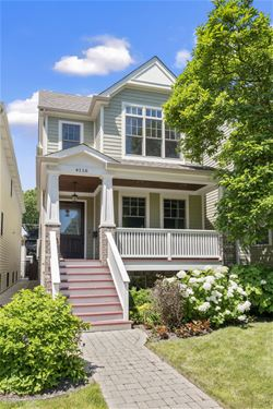 4116 N Greenview, Chicago, IL 60613 Graceland West