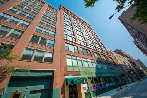 633 S Plymouth Unit 1105, Chicago, IL 60605 South Loop