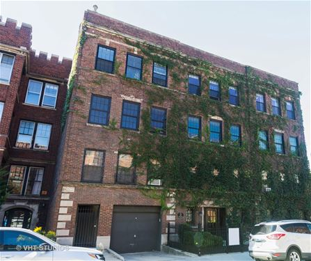 559 W Roscoe Unit 3W, Chicago, IL 60657 Lakeview