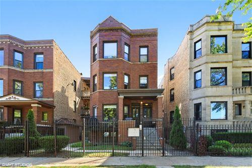 3257 W Palmer Unit 1B, Chicago, IL 60647 Logan Square