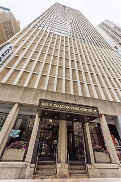 100 E Walton Unit 14C, Chicago, IL 60611 Gold Coast
