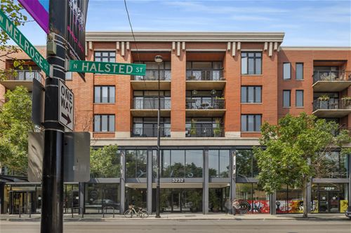 3232 N Halsted Unit D801, Chicago, IL 60657 Lakeview