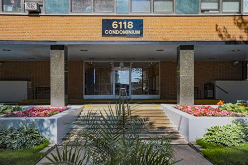 6118 N Sheridan Unit 406, Chicago, IL 60660 Edgewater