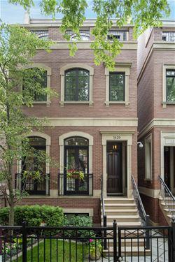 1420 W Byron, Chicago, IL 60613 Lakeview