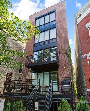1035 N Paulina Unit C, Chicago, IL 60622 East Village