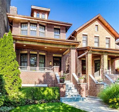 4414 N Hermitage, Chicago, IL 60640 Ravenswood