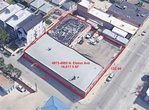 4985 N Elston, Chicago, IL 60630 North Mayfair