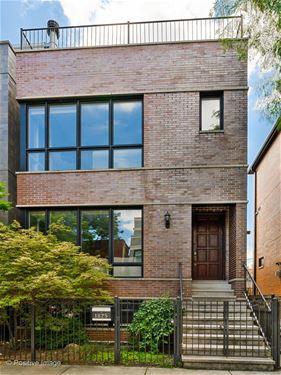 1825 W Race, Chicago, IL 60622 East Village