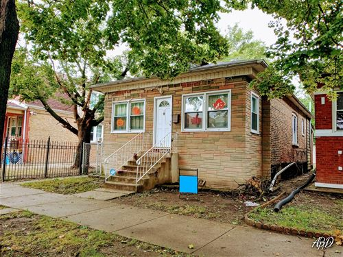 5633 S Campbell, Chicago, IL 60629 Gage Park
