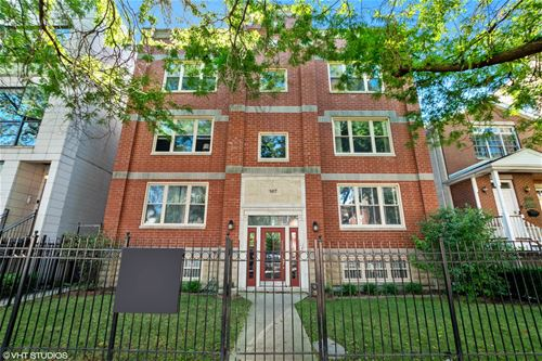 1417 W Huron Unit 3W, Chicago, IL 60642 Noble Square