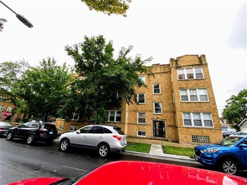 3335 W Byron Unit 2, Chicago, IL 60618 Irving Park