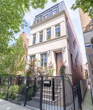 1829 N Bissell, Chicago, IL 60614 Lincoln Park