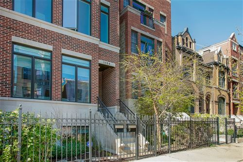 1154 W Wrightwood Unit 1, Chicago, IL 60614 Lincoln Park