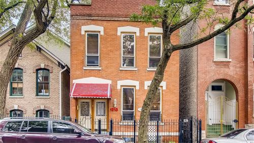 1213 N Marion, Chicago, IL 60622 Wicker Park