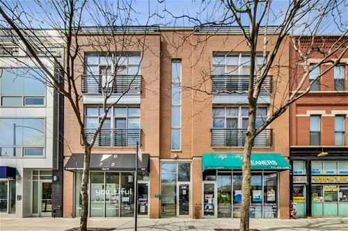 1872 N Damen Unit 3S, Chicago, IL 60647 Bucktown