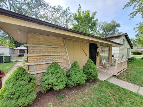 14608 Blackstone, Dolton, IL 60419