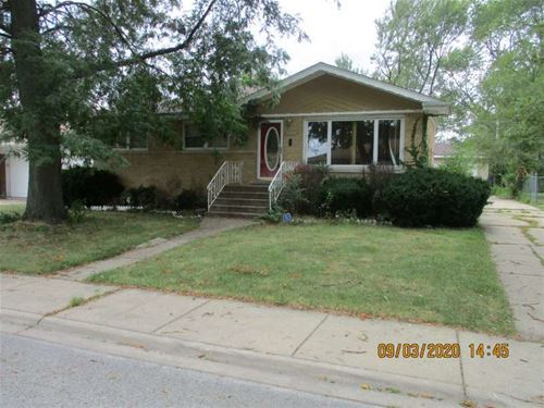15330 Ingleside, South Holland, IL 60473