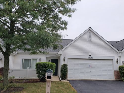 21010 W Snowberry, Plainfield, IL 60544