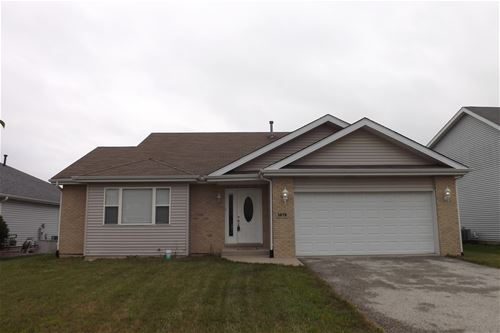 1419 Trailside, Beecher, IL 60401