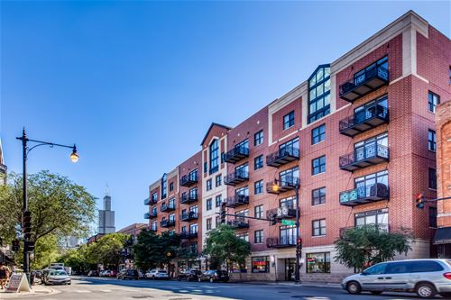 1155 W Madison Unit 412, Chicago, IL 60607 West Loop