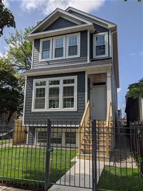 1700 N Harding, Chicago, IL 60647 Logan Square