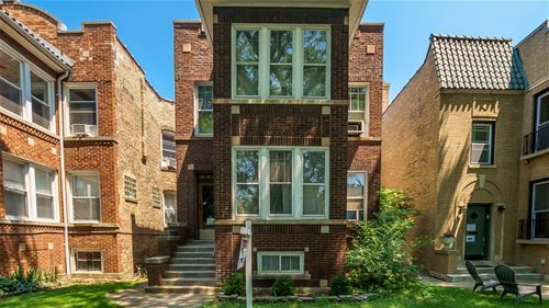 6447 N Lakewood, Chicago, IL 60626 Rogers Park