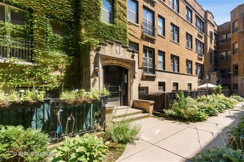1221 W Greenleaf Unit 3N, Chicago, IL 60626 Rogers Park