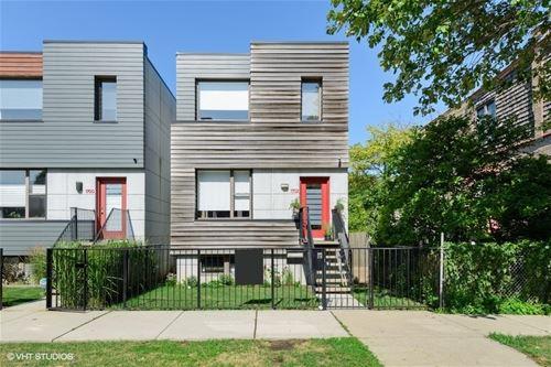 1702 N Whipple, Chicago, IL 60647 Logan Square