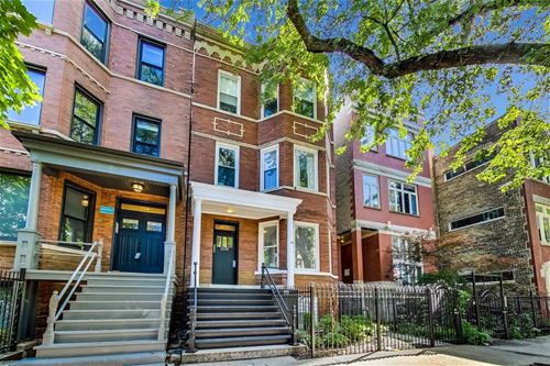 2135 W Crystal, Chicago, IL 60622 Wicker Park