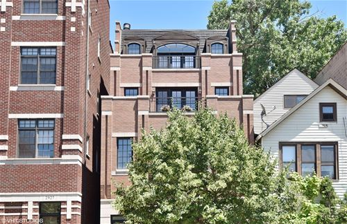 2925 N Southport Unit 3, Chicago, IL 60657 Lakeview