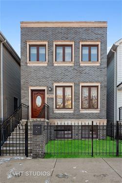 2531 W Winona, Chicago, IL 60625 Ravenswood