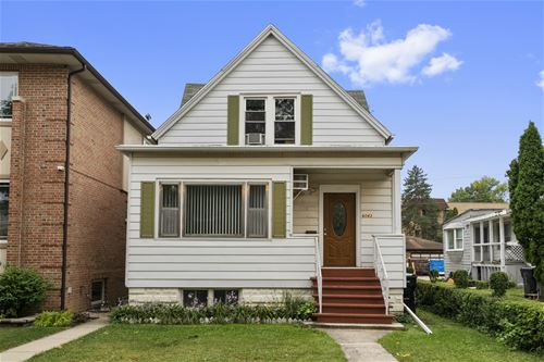6043 W Giddings, Chicago, IL 60630 Jefferson Park