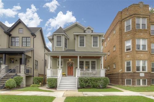 4340 N Mozart, Chicago, IL 60618 Irving Park