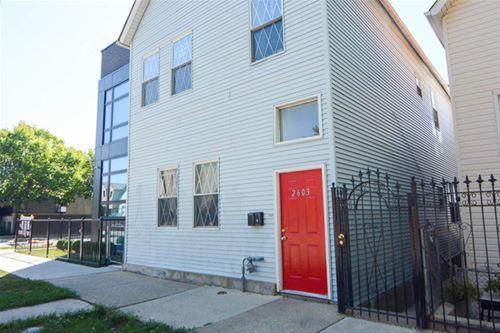 2603 W Cortland Unit 2, Chicago, IL 60647 Logan Square