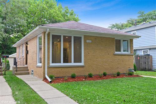 933 Mcdaniel, Evanston, IL 60202