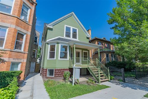 4032 N Francisco, Chicago, IL 60618 Irving Park